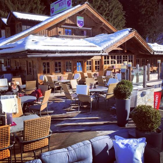 Skihuetten bars und lokale apres ski for Designhotel skigebiet